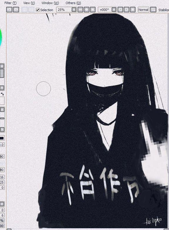 Hate Chan, Aoi Ogata on ArtStation at https://www.artstation.com/artwork/0Zmn5