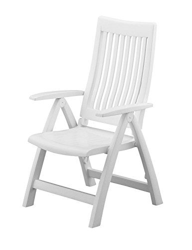 Cheap Kettler Roma Resin High Back Chair Patio Dining Chairs