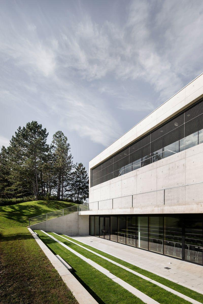 Mgf architekten assembly hall and auditorium building ref baica pinterest - Mgf architekten ...
