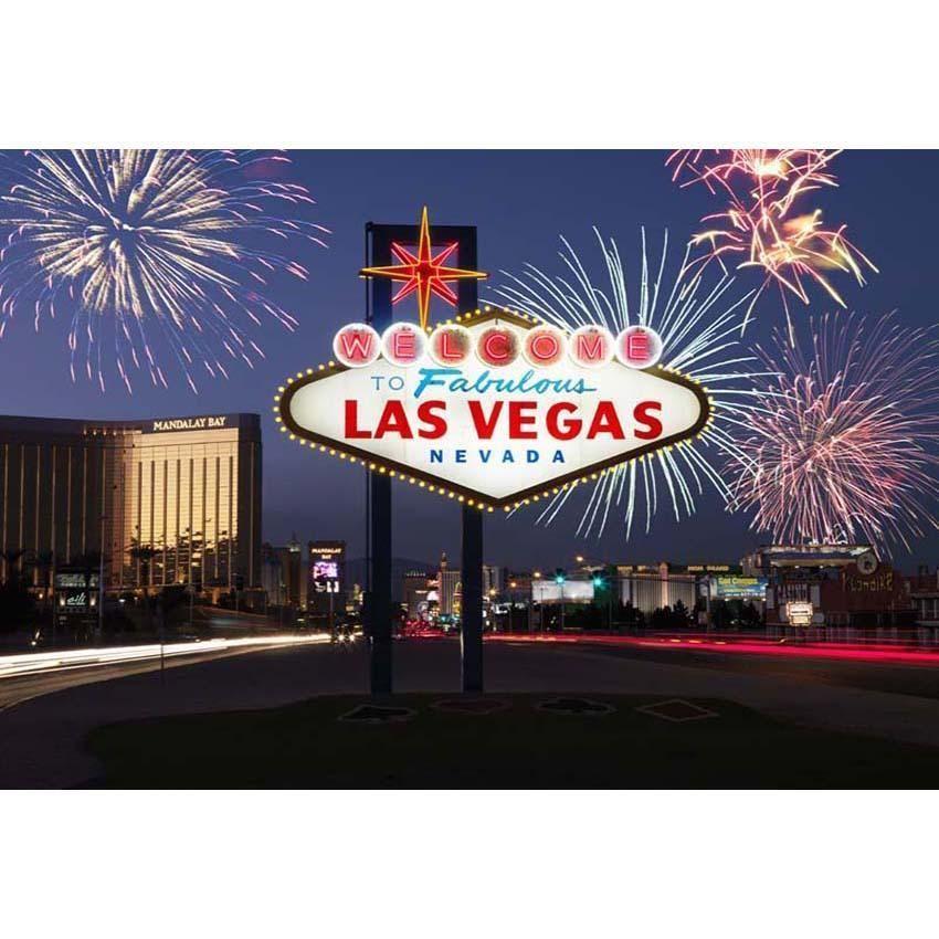 Mocsicka Las Vegas Theme Night City View Backdrop For Party Photography Vegas Theme Backdrops For Parties Best Las Vegas Hotels