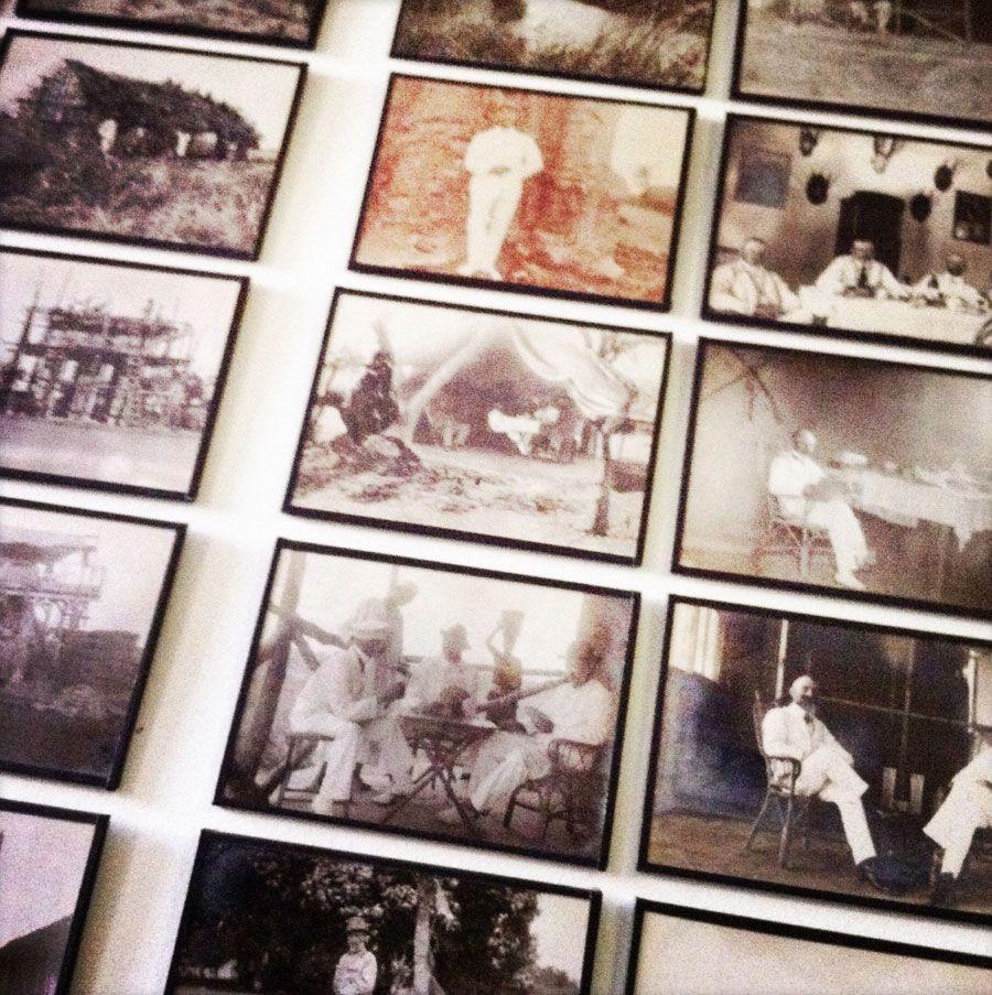 Leipzig Baumwollspinnerei historische Fotos alsth