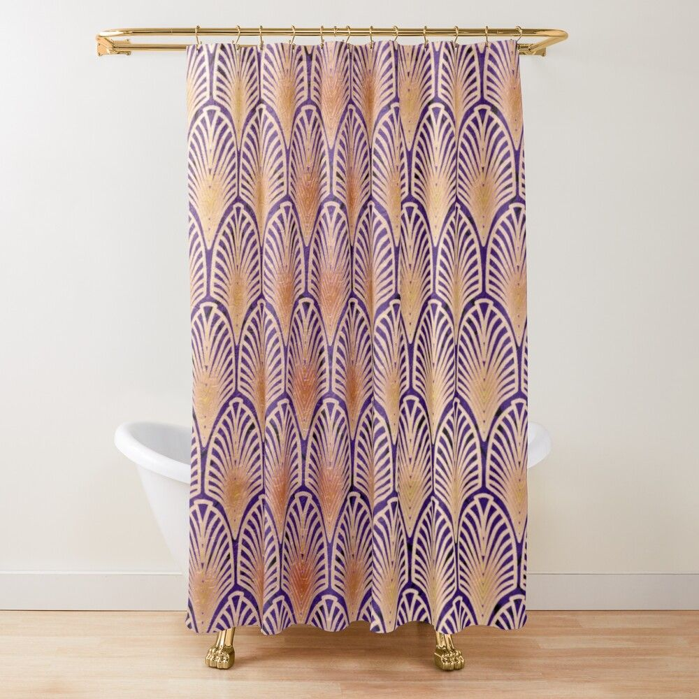 Pin Pa Shower Curtains