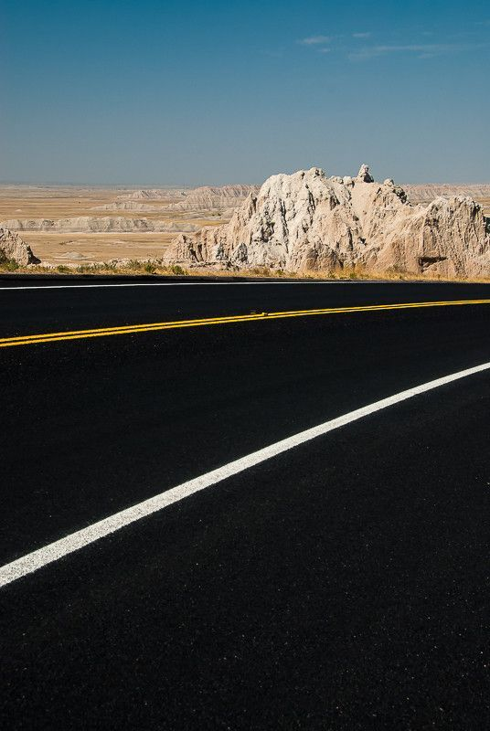 Road to Badlands