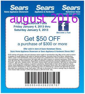 Printable Coupons Sears Coupons Free Printable Coupons Printable Coupons Coupons