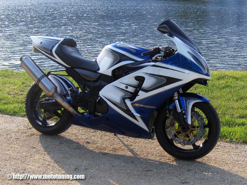 tuning moto zx12r