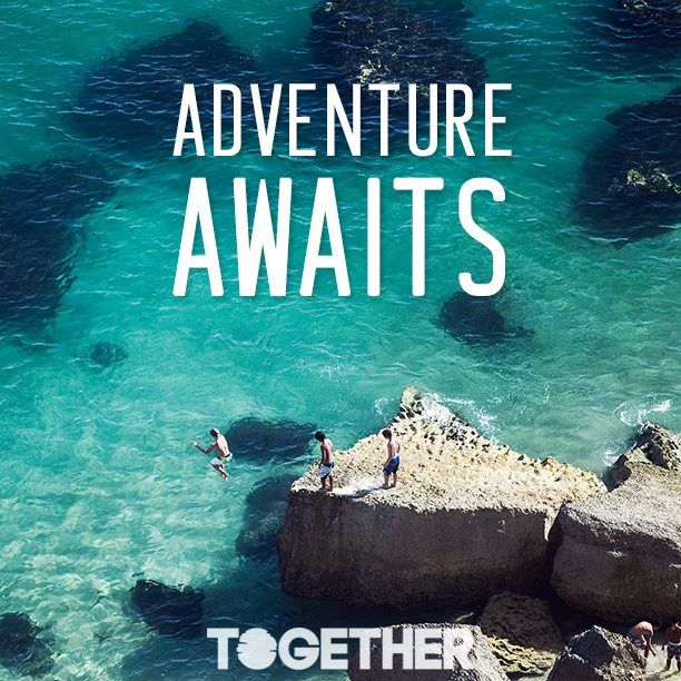 Sea Travel Quotes: Adventure In The Day And Parties At Night. Who's Joining