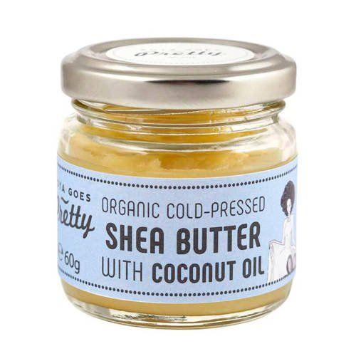 , Zoya Goes Pretty Shea & coconut butter – cold-pressed & organic, Anja Rubik Blog, Anja Rubik Blog