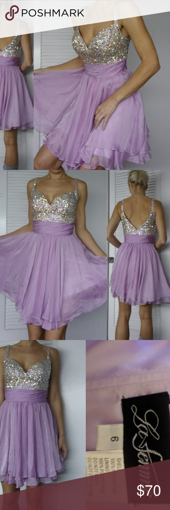Gorgeous rhinestone red carpet pink prom dress red carpet and prom