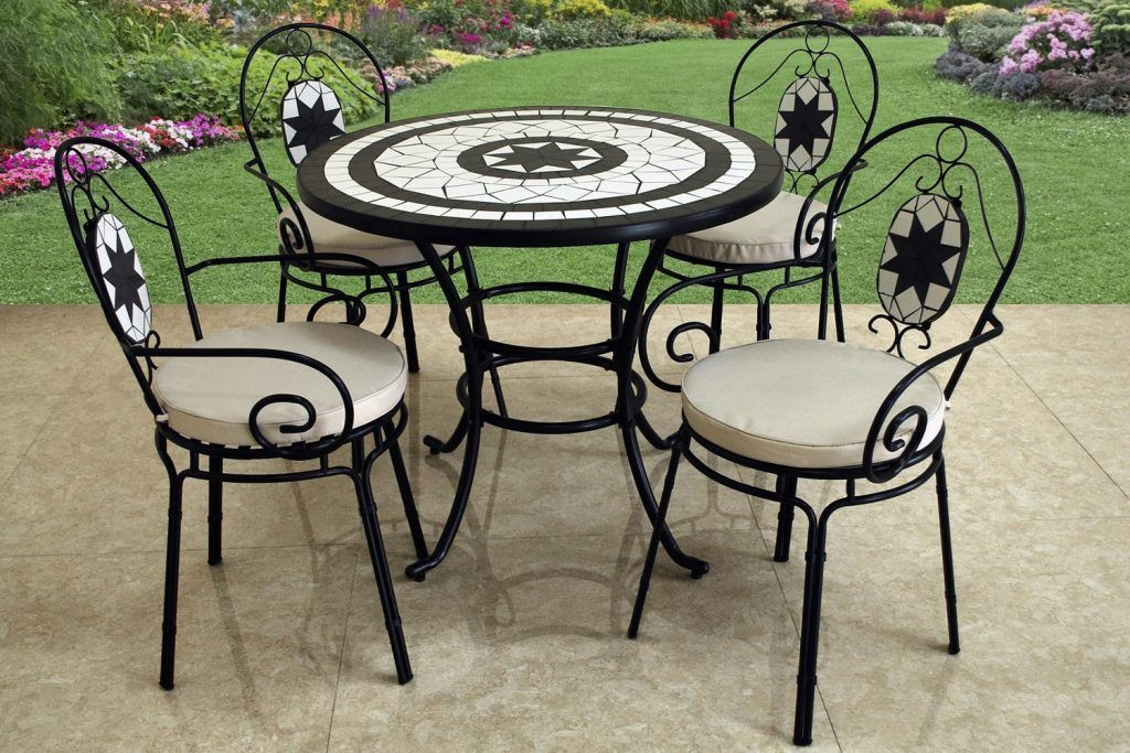 The Inspiration Of Mosaic Table Ideas Frontgate Outdoor Furniture Outdoor Patio Set Outdoor Patio Decor