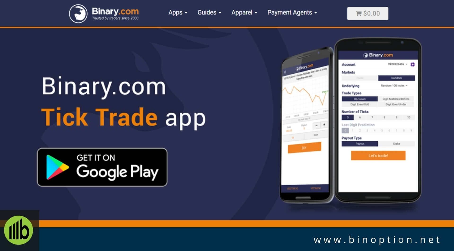Binary Com Trading Brokers App Investing