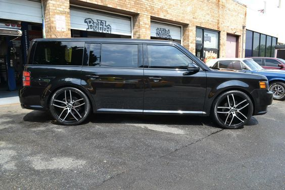 Flex In Modern Ford Muscle Done Bubba Style Ford Flex Ford