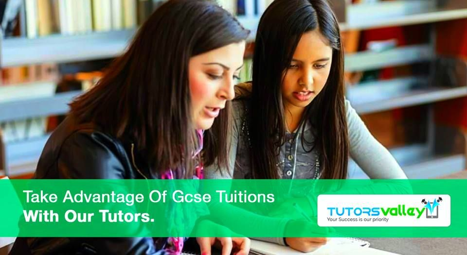 Prepare your child for GCSE exams with our expert Tutors