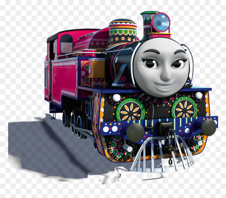 Emily Thomas And Friends Ashima Hd Png Download Is Pure And Creative Png Image Uploaded By Designer T Thomas And Friends Emily Thomas Thomas And Friends Logo