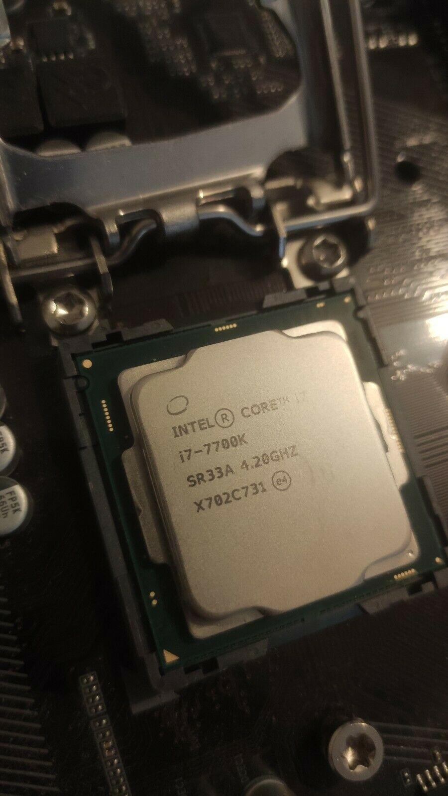 Pin En Intel I7 7700k