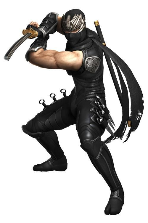 Ryu Hayabusa Ryu Hayabusa Ninja Art Ninja Gaiden