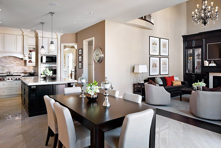 Living Room Dining Room Design Interesting Design Decoration