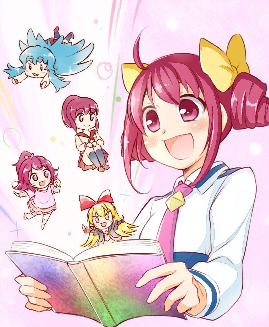 Pinterest Magical girl anime, Smile pretty cure, Anime