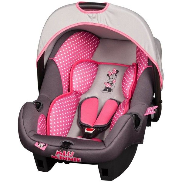 Disney Minnie Mouse Pink Dots Infant Carrier found on ...