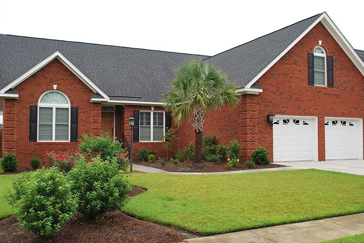 Add Features Like Brick Quoins And Semicircular Arches With Keystones