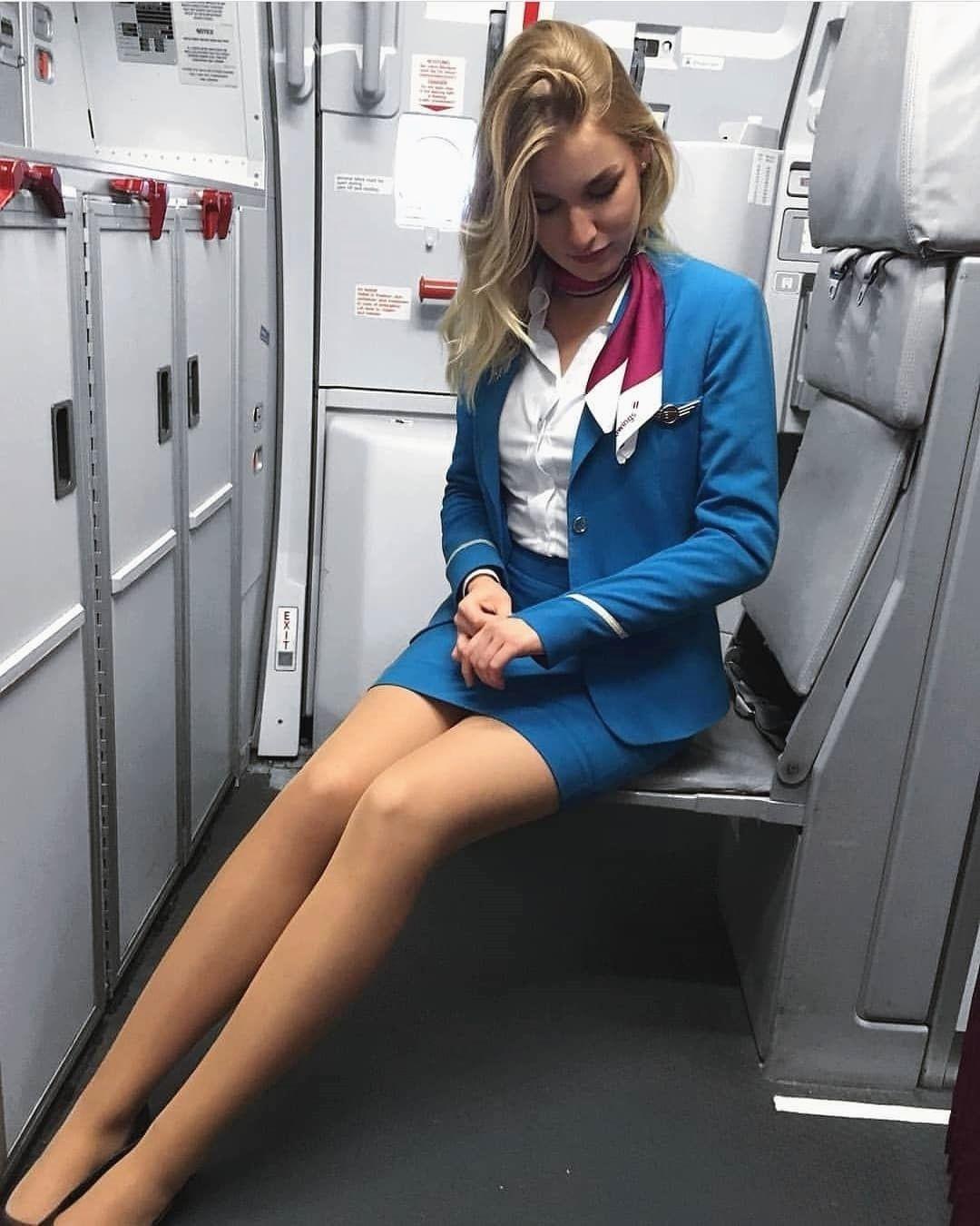 Pin on Sexy flight attendants