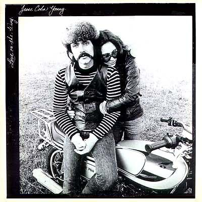 Artist Jesse Colin Young Title Love On The Wing Album