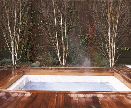 Just A Few Things For The Dream Home Wish List A Sunken Hot Tub