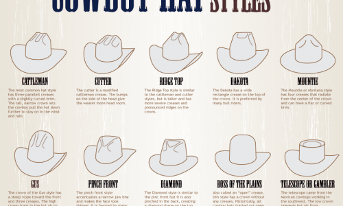 Are You A Boss Or A Leader Daily Infographic Cowboy Hat Styles Cowboy Hats Hat Fashion
