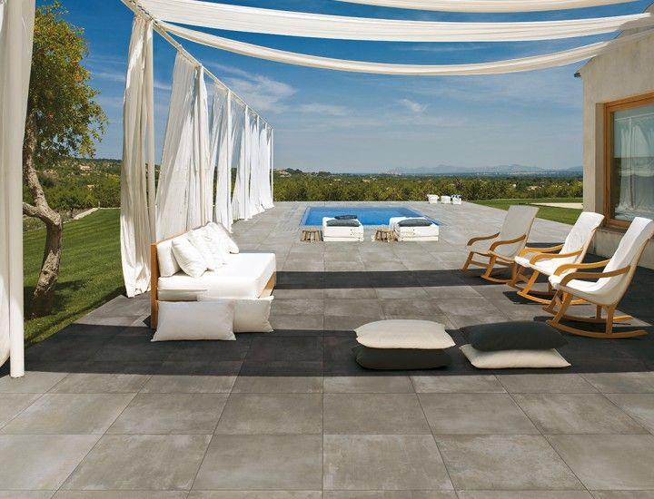La Fabbrica Ceramiche | Agorà - Concorde  #outdoor #tiles #tegels #tuintegels 20mm http://tegels.nl/1143/tegels/castel-bolognese-(ra)/la-fabbrica-ceramiche.html