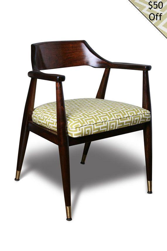 Modern Walnut Living Room Furniture: Midcentury Modern, Mid Century
