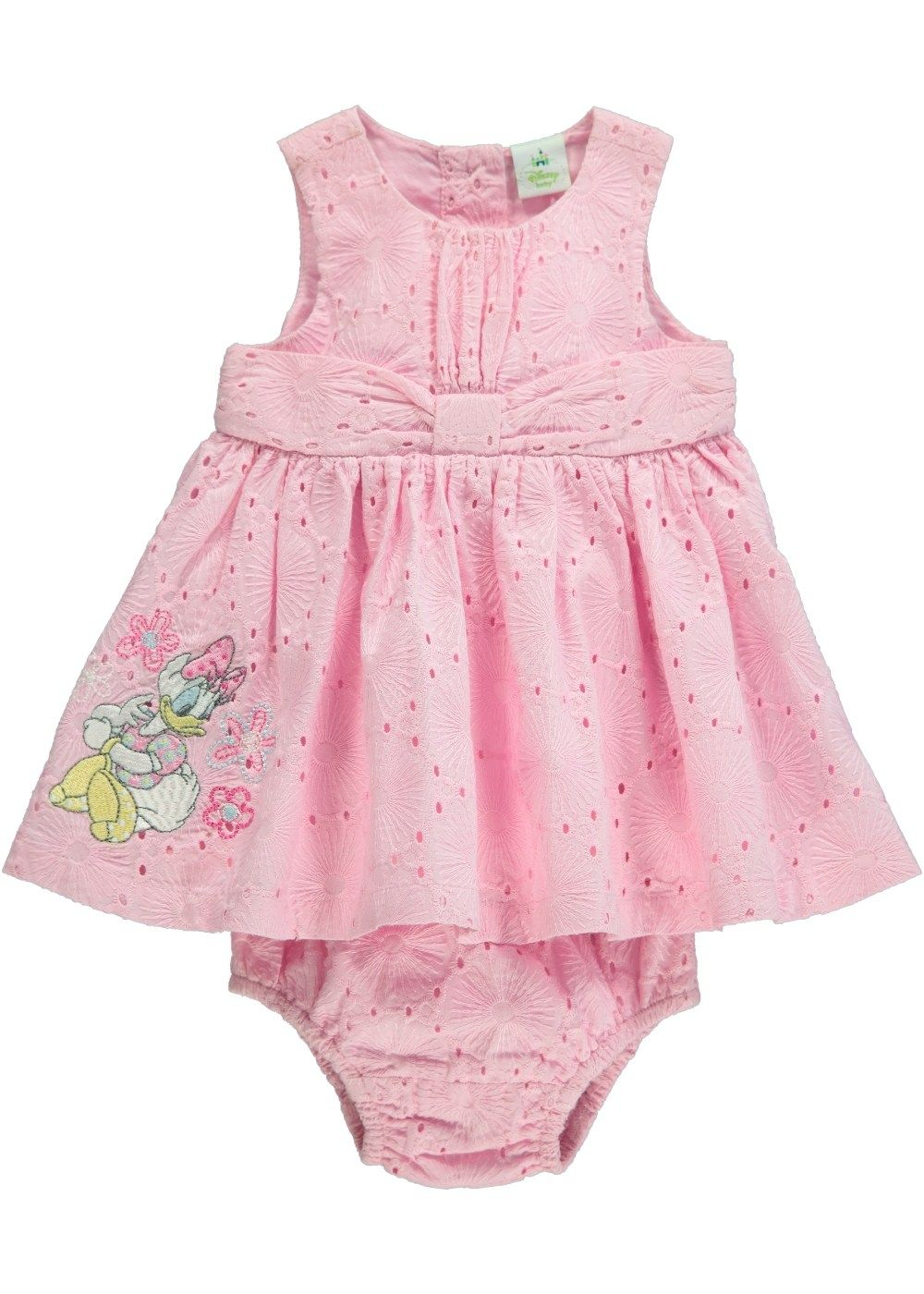 Girls Daisy Duck Dress and Knickers Set (Newborn-18mths) - Matalan ...