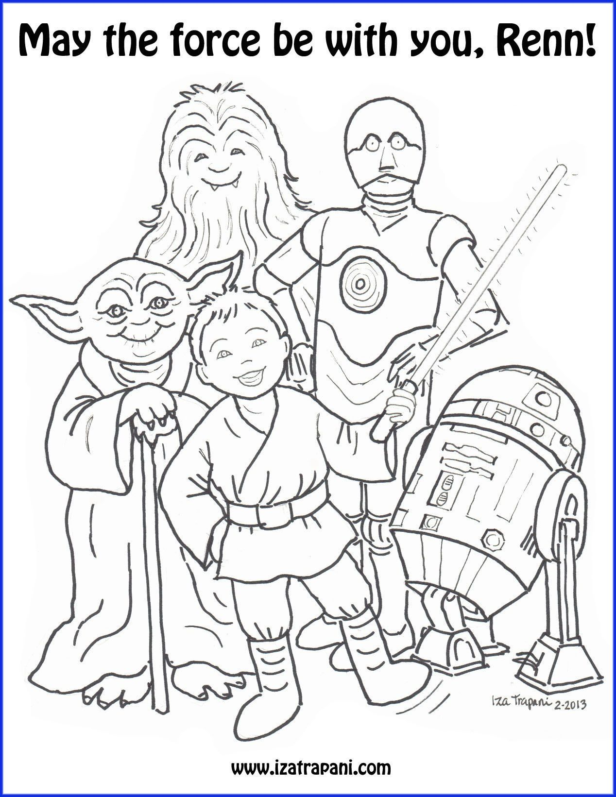 [Coloring Pages] : Free Coloring Pages Of Star Wars Walker