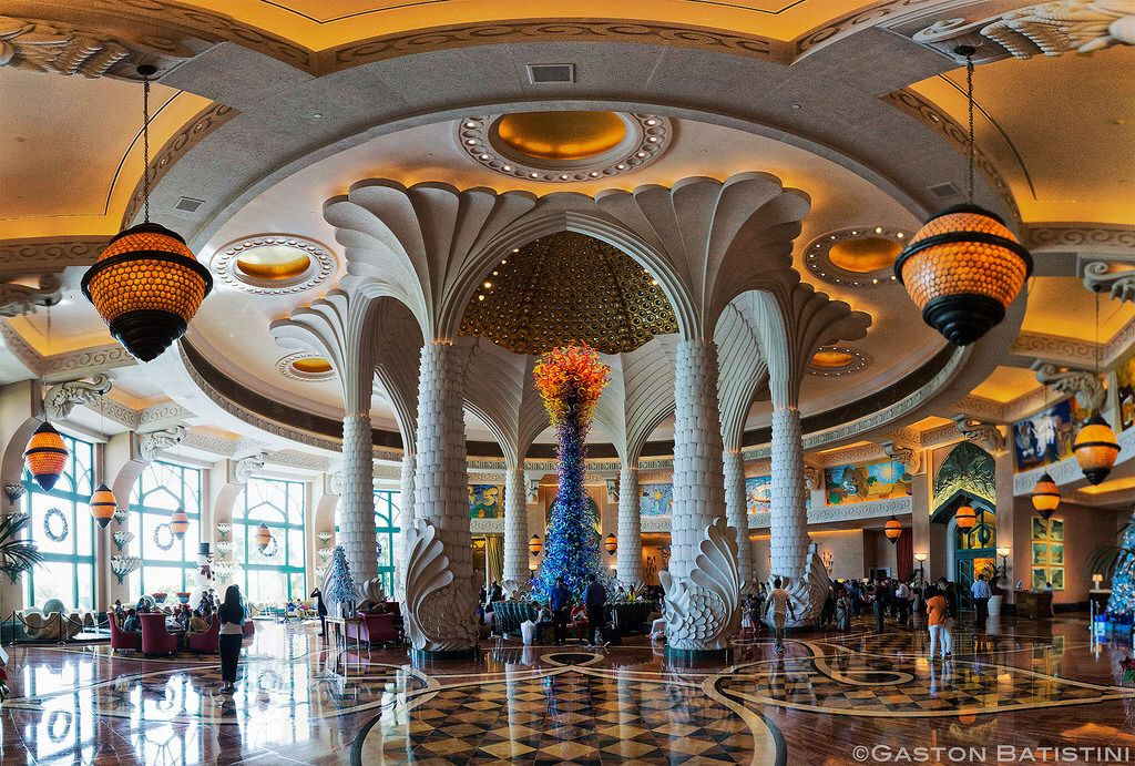 Hotel Atlantis The Palm Dubai United Arab Emirates With Images