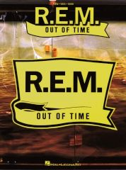 R.E.M.: Out Of Time for Piano, Vocal & Guitar. £9.99