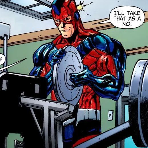 Citizen Steel (Character) - Comic Vine   DC Comics   Batman