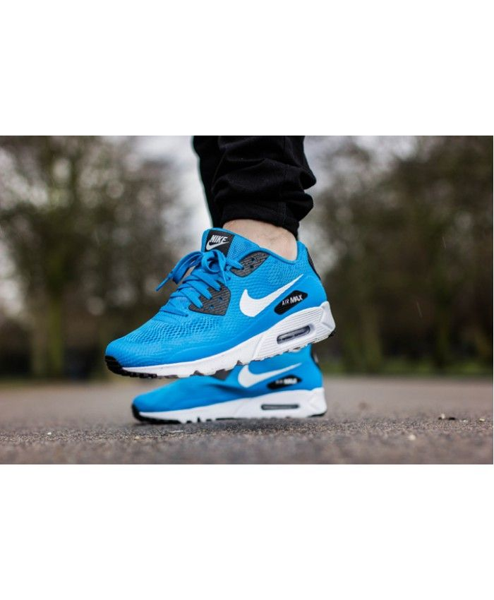 best cheap d970f 0512d Nike Air Max 90 Ultra Essential Heritage Cyan Trainer Color and fashion is very  strong,