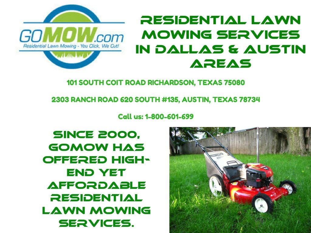 Residential Lawn Mowing Services In Dallas Austin Areas Usa Mowing Services Mowing Backyard Landscaping