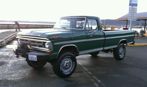 1970 ford f 250 4x4 highboy pick ups and suv\u0027s 6 ford trucks