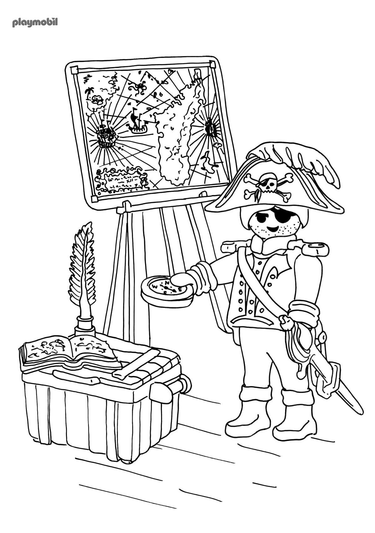 Coloriage Pirate Coloring Pages Pinterest