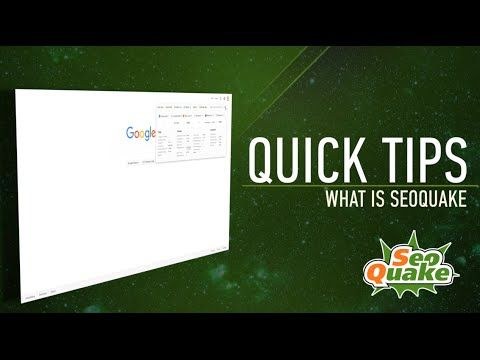 Seoquake I A Free Plugin For Browser That Provide You With Key Seo Metric Specific Page Social Media Measurement Marketing Strategy Paraphrasing Tool Quora