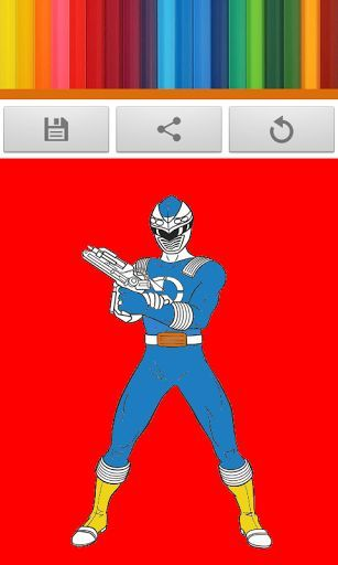 Power Rangers Coloring Book Fan Made App Is Completely Unofficial And Created For Fans Free ApppThis A Wonderful Game Kids