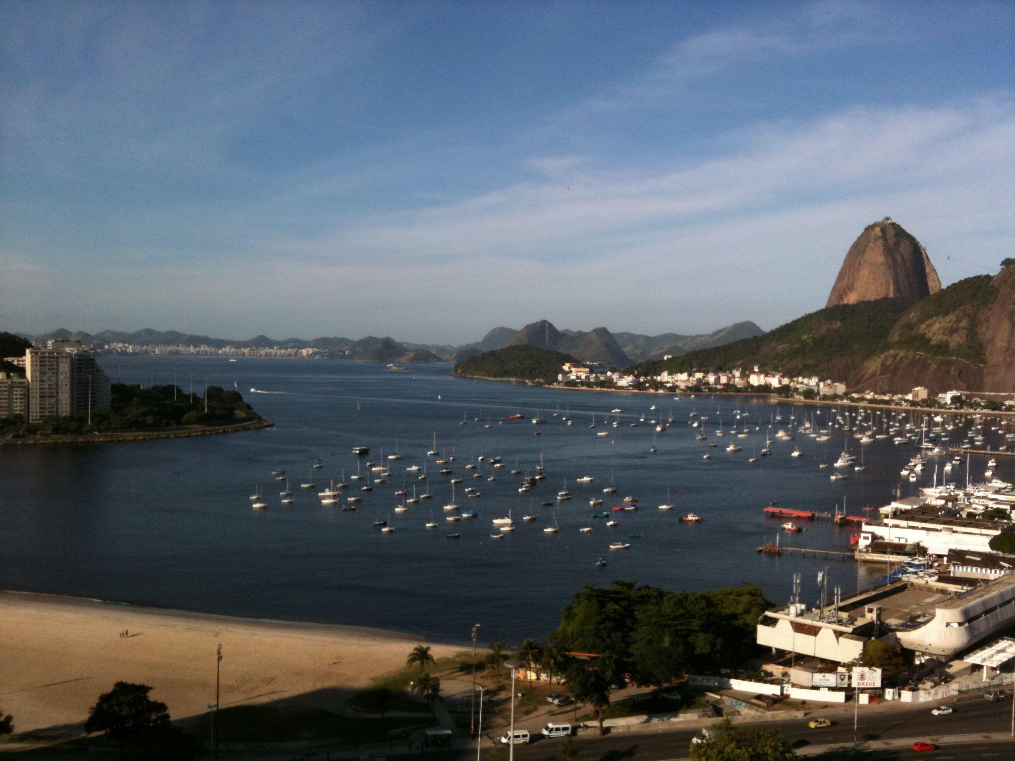 Praia de Botafogo - RJ