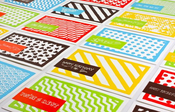25 fresh beautiful print postcard design inspirations - Postcard Design Ideas