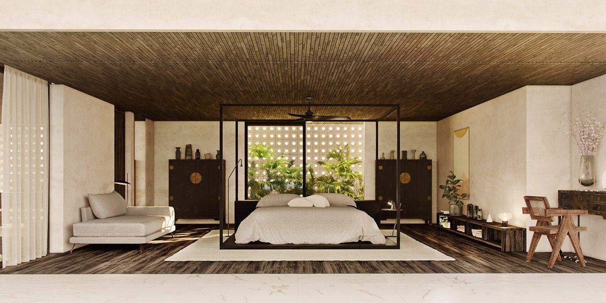 Three Indonesian Luxury Villas By The Sea In 2020 Brick Decor