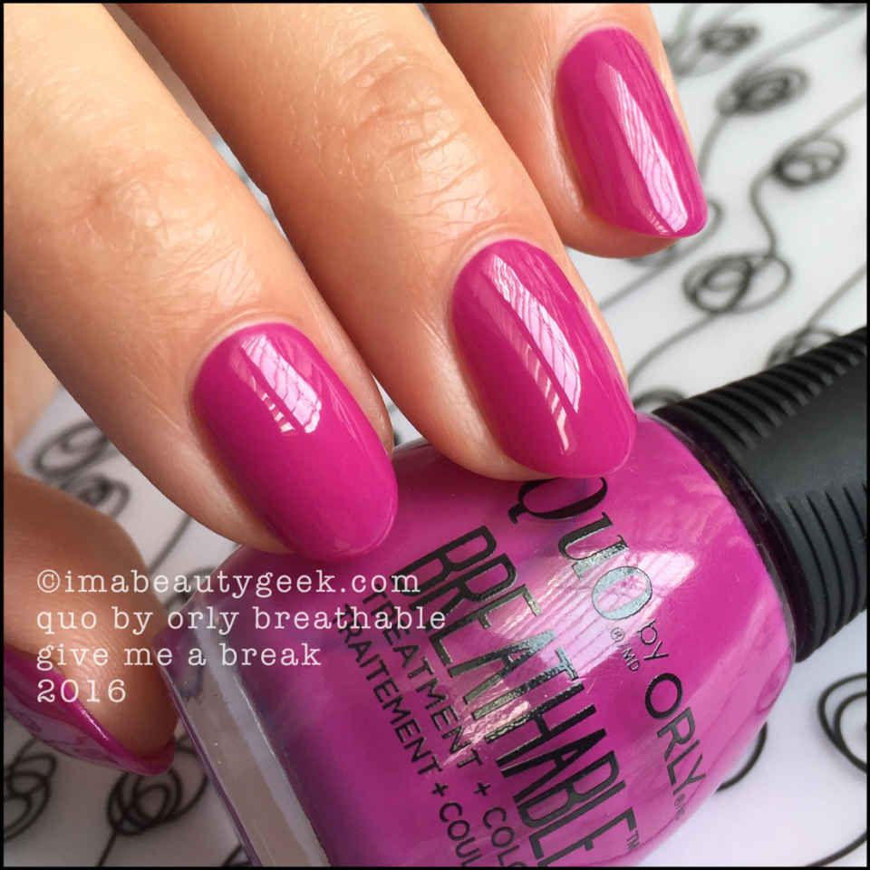 Quo By Orly Breathable Nail Polish Nail Polish Nails Polish