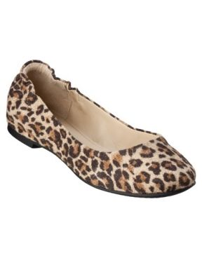 dbb09bf69f7d Wow these Leopard flats at target are $12 . | Plus Size Shoes ...
