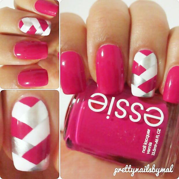 2013 most important nails trend Fishtail Braid | Expensive Nails ...