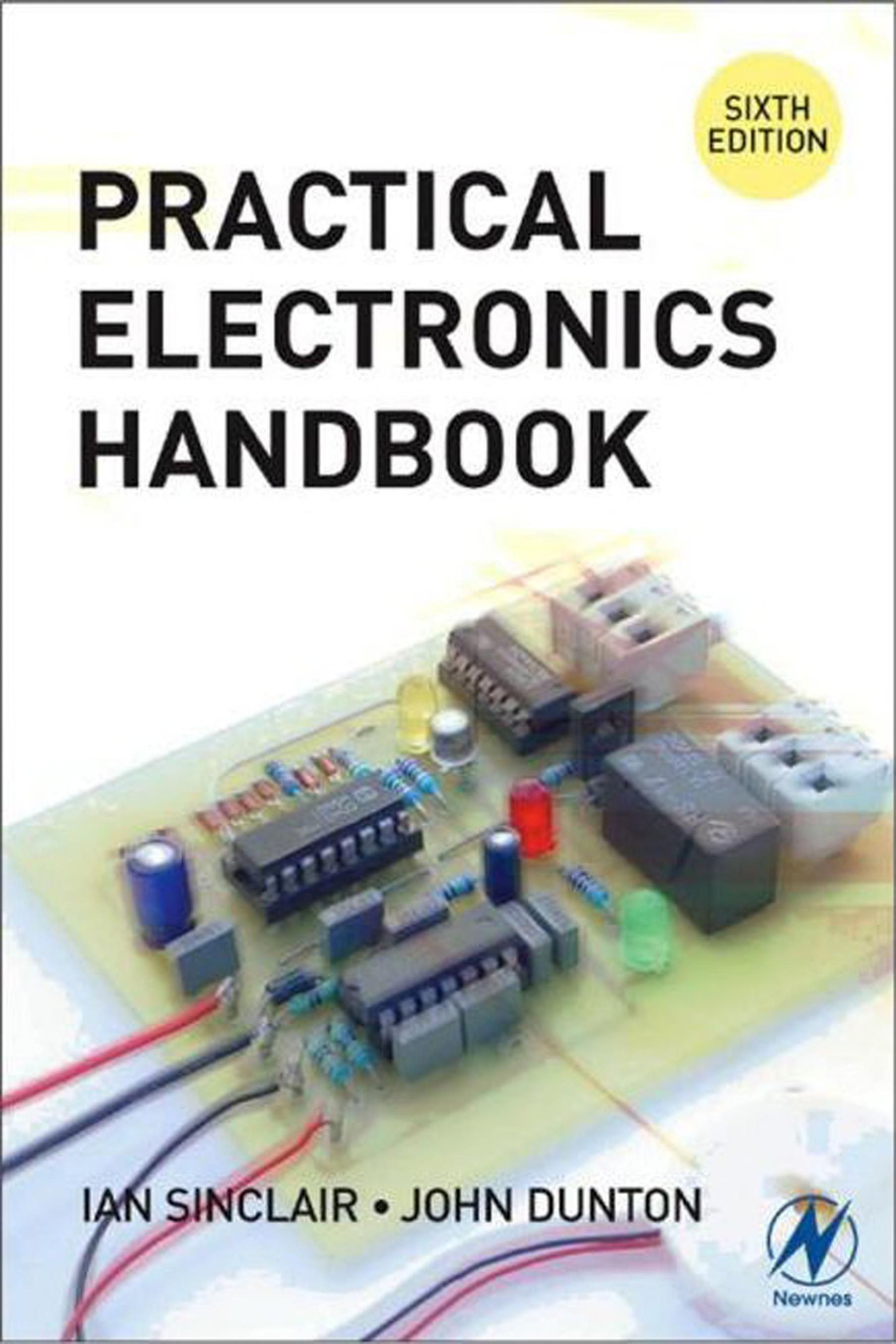 Electronics Practical Electronics Handbook 6 Edition Free Download Borrow And Streaming Internet Archive Electronic Circuit Projects Basic Electronic Circuits Electronic Circuit Design