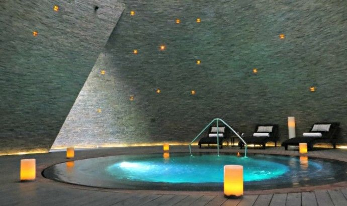 The Cenote Spa At Grand Hyatt Playa Del Carmen Is The Best