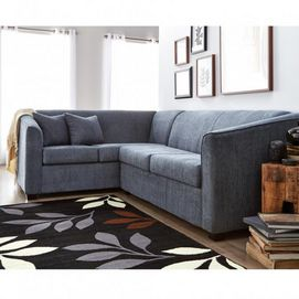 Corey Collection 2 Piece Sectional Sofa With Chaise Sears Canada