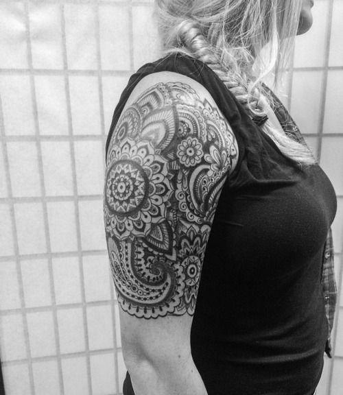 Stippling Tattoo Sleeves: Pin By Jess Mc On Geometric / Line / Stippling Tattoos